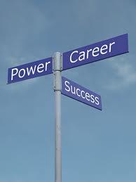 career power success