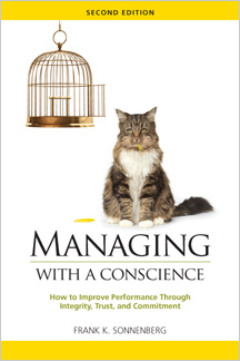 Big Managing with a Conscience
