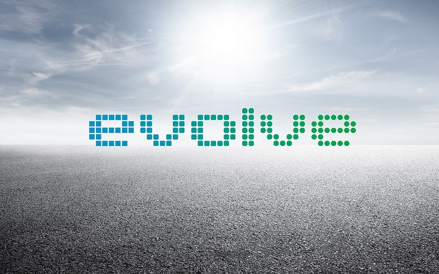 Evolve by Cassaw Creative