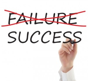 Using Failure To Succeed